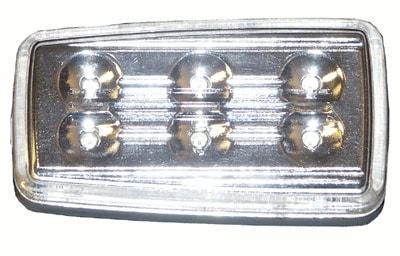 Sidoblinkers LED Volvo 2-,7-,8-,900, S/V40, S70, S/V90 Krom