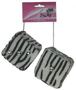 Raggartärningar Zebra
