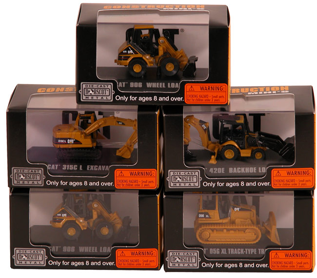 CAT 906 Mini - Wheel Loader