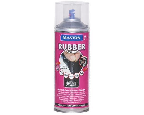 Rubber Comp, Maston Sprayplast - Neon Rosa