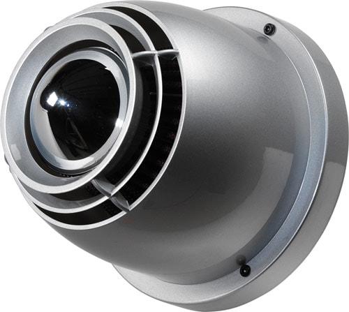 Luftfilter - OpenAir Bullet Silver