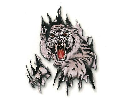 White Tiger - Dekal