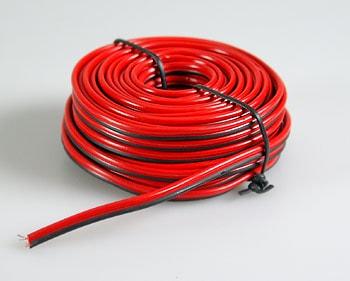 Kabel – Högtalarkabel dubbel