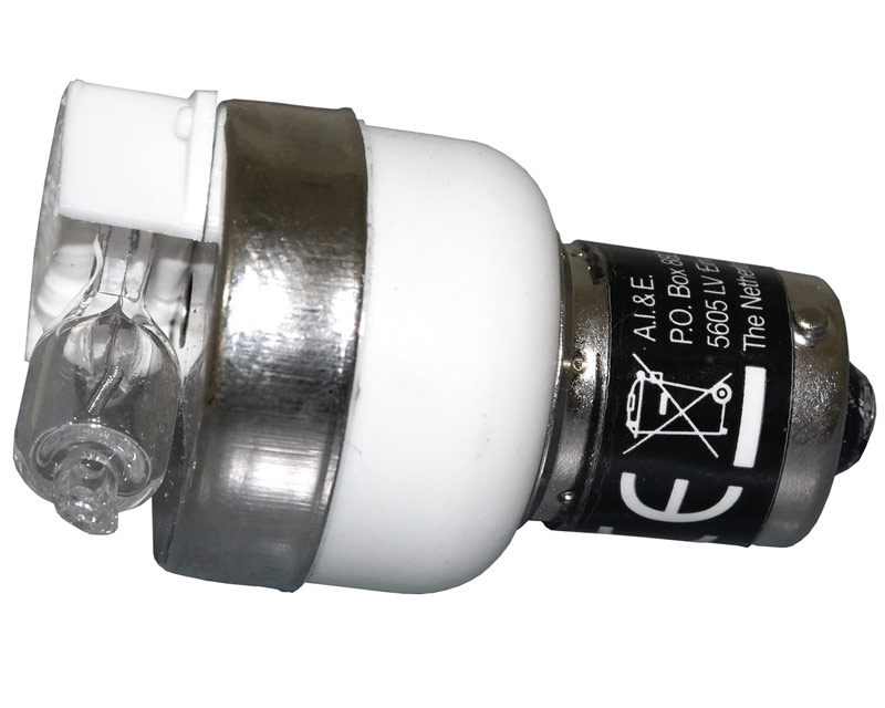 Glödlampa BA15s Backvarnare