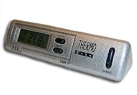 Termometer Silver