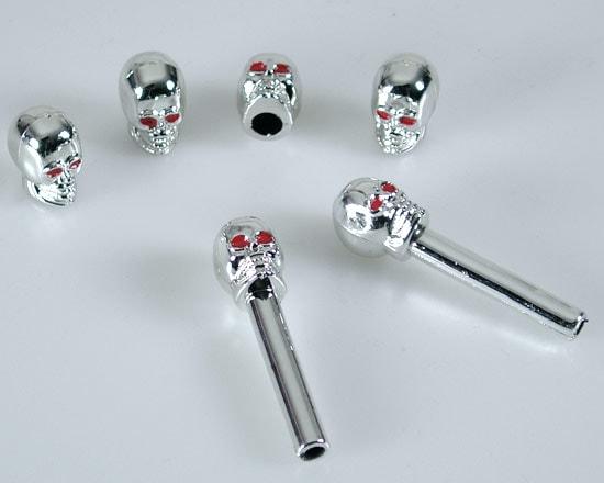 Mini Skull Set Bilstyling