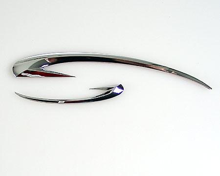 Emblem 3D Krom - Hook