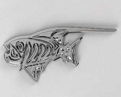 Emblem CarLogo - Fish