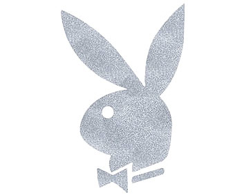 Playboy – CarTattoo Silver Ink