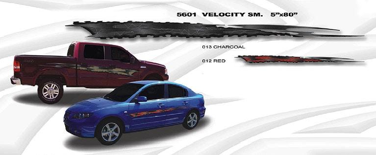Velocity 12x203 - Airbrush GFX