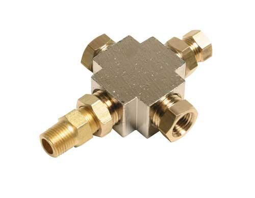 4-Inputs Adapter