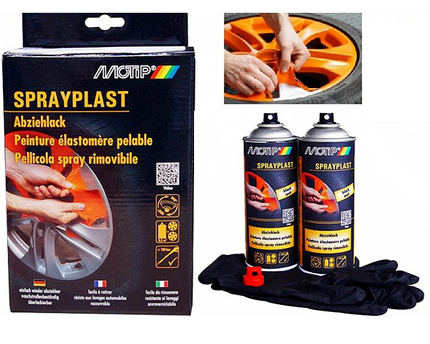 Sprayplast - Folie-film Spray KIT thumbnail