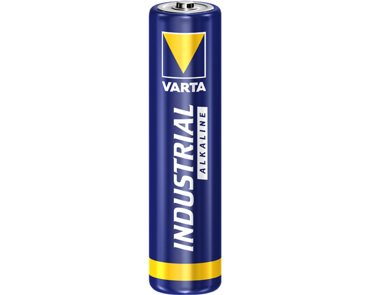 Batteri AAA - Varta Industrial 1-pack