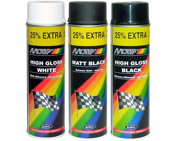 sprayfärg till bil