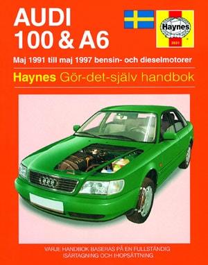 Audi 100 & A6 (91-97) – Reparationshandbok