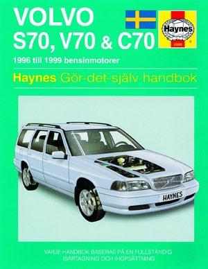 Volvo S70, V70 & C70 (96-99) – Reparationshandbok