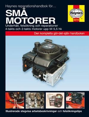 Små motorer – Reparationshandbok