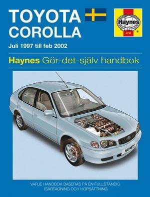Toyota Corolla (97-02) – Reparationshandbok