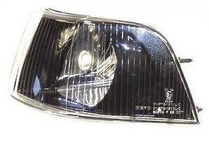 Front Corner Lamp Volvo S/V40 01-04 Svart