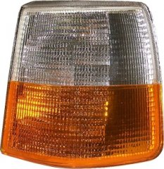 Front Corner Lamp vit/orange Volvo 740 90-92