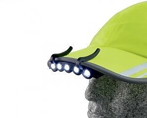 Keps-Lampa 5-LED