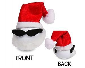 Jultomte Cool Santa Antennboll