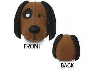 Doggie Brown Antennboll
