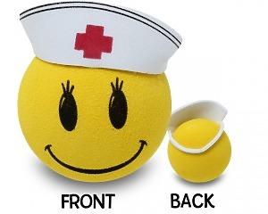 Sköterska Antennboll