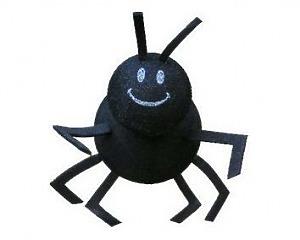 Spider Antennboll
