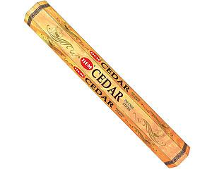 Cedar, rökelse