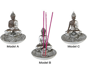 Thai Buddha rökelsehållare