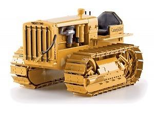 CAT 22 Bandtraktor veteran-cat