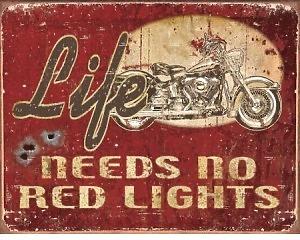 Life Needs - Retro Skylt