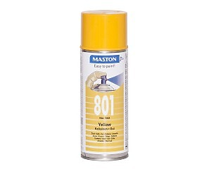 Colormix  100 Sprayfärg - Gul