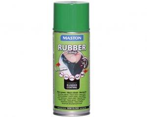 Rubber Comp, Maston Sprayplast - Neon Grön