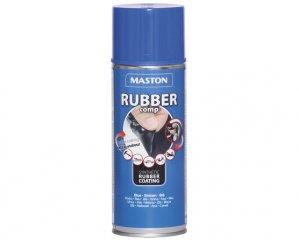 Rubber Comp, Maston Sprayplast - Blå