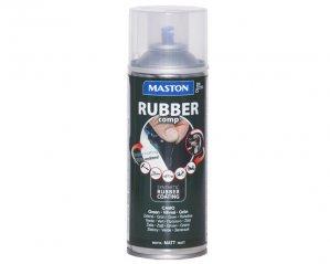 Rubber Comp, Maston Sprayplast - Camo Grön