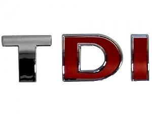 Emblem TDI