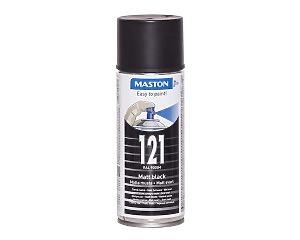 Colormix  100 Sprayfärg - Svart Matt