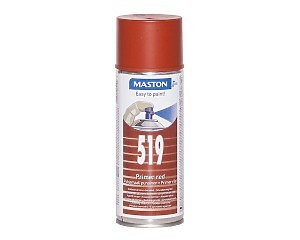Colormix  100 Sprayfärg - Primer / Grundfärg  Röd