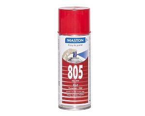 Colormix  100 Sprayfärg - Röd