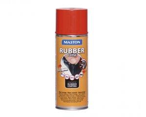 Rubber Comp, Maston Sprayplast - Neon Orange