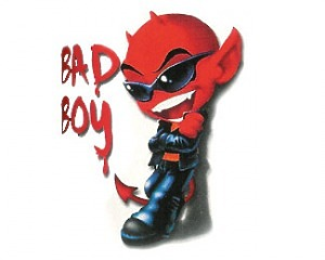Diabolic Bad Boy - 12x11
