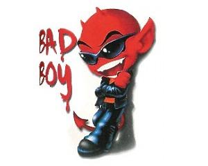 Diabolic Bad Boy - 12x11