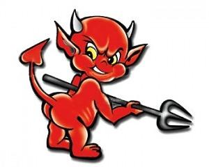Diabolic Funny Devil I - 11x10