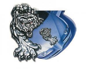 Metallic Tiger Big - Dekal