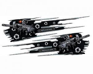 Machinegun with Carbon - Dekal