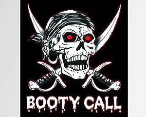 Booty Call - Dekal