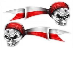 Skulls Bandana - Dekaler