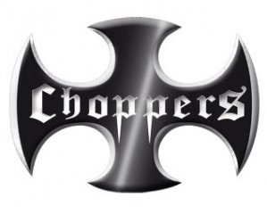 Choppers - Metal Emblem